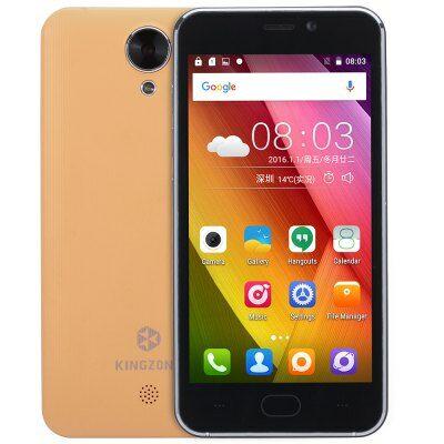 KingZone S2 3G okostelefon - Narancs