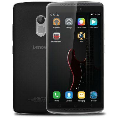 Lenovo X3 Lite 4G okostelefon - Fekete