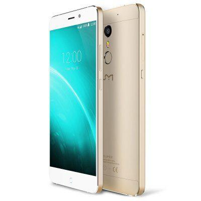 UMI Super 4GB 4G okostelefon - Arany