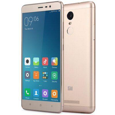 Xiaomi Redmi Note 3 Pro 2GB 4G okostelefon - Arany