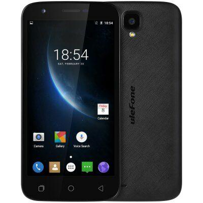 Ulefone U007 3G okostelefon - Fekete
