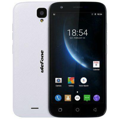 Ulefone U007 3G okostelefon - Fehér