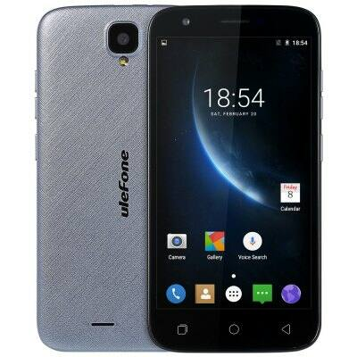 Ulefone U007 3G okostelefon - Szürke