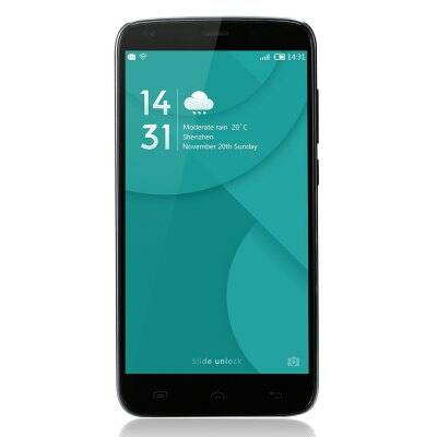 DOOGEE T6 Pro 4G okostelefon - Fekete