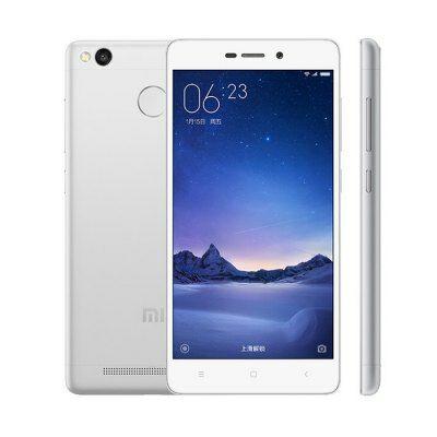 Xiaomi Redmi 3S 4G okostelefon - Ezüst
