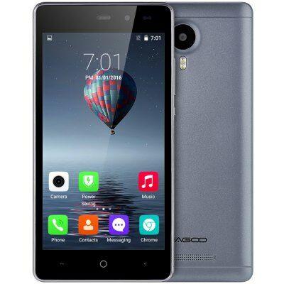 Leagoo Z5 Lte 4G okostelefon - Szürke