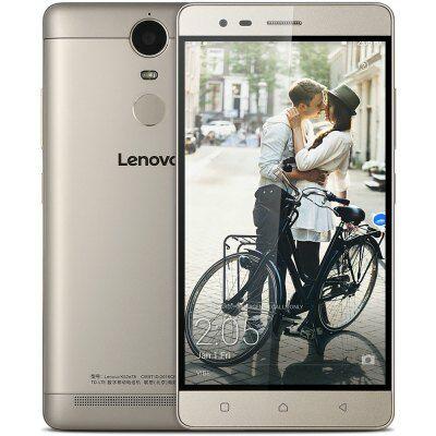Lenovo K5 Note 4G okostelefon - Arany