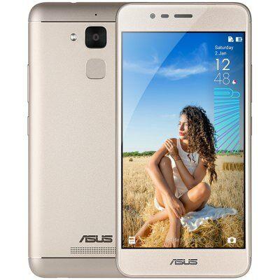 ASUS Zenfone Pegasus 3 X008 3GB 4G okostelefon - Arany