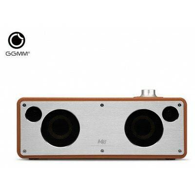 GGMM WS - 301 M3 Bluetooth 4.0 hangszóró - EU csatlakozó, Világosbarna