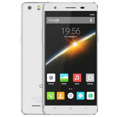 EU Raktár - Cubot X16S Android 6.0 4G okostelefon - Fehér