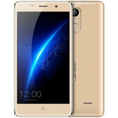 Leagoo M5 3G okostelefon - Arany