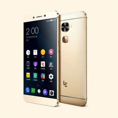 LeTV Leeco Le Max 2 4G okostelefon - Arany