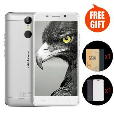 Ulefone Metal 4G okostelefon Ajándékokkal - Ezüst