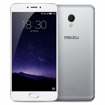 Meizu MX6 4G okostelefon - Ezüst