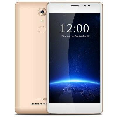 Leagoo T1 Plus 4G okostelefon - Arany