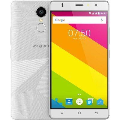 ZOPO Hero 2 4G okostelefon - Fehér