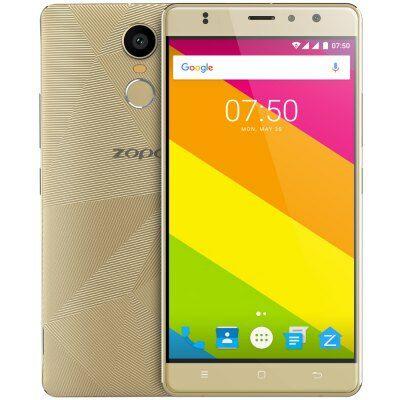 ZOPO Hero 2 4G okostelefon - Arany