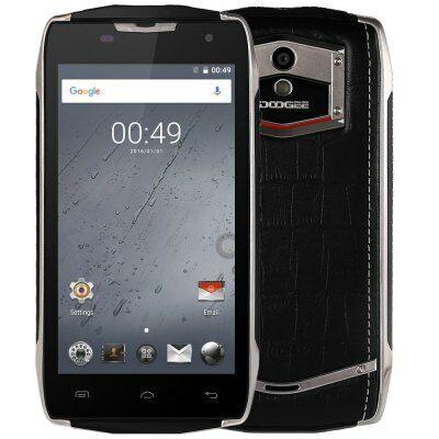 Doogee T5 4G okostelefon - Fekete