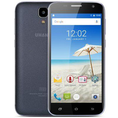 UHANS A101 4G okostelefon - Fekete