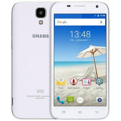 UHANS A101 4G okostelefon - Fehér