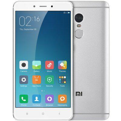 Xiaomi Redmi Note 4 4G okostelefon - Ezüst