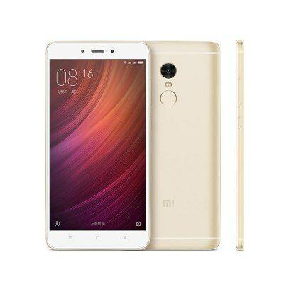 Xiaomi Redmi Note 4 4G okostelefon - Arany