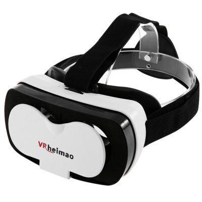 3D VR BOX szemüveg - Fehér