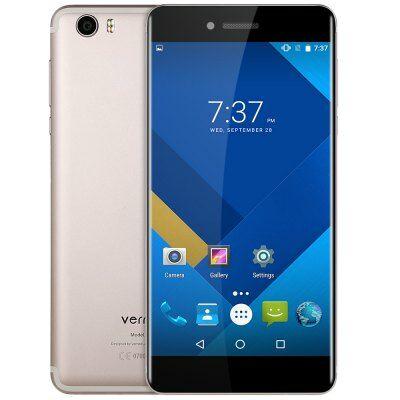 Vernee Mars 4G okostelefon - Arany