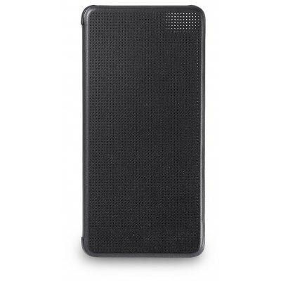 Eredeti Xiaomi 5S műbőr védőtok ébresztő / alvás funkcióval( HK2) - Fekete