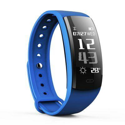 QS90 Bluetooth 4.0 okoskarkötő-Kék