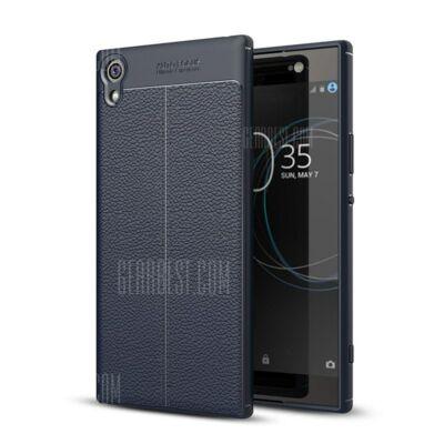 Sony Xperia XA1 Ultra ütésálló TPU tok (CN) - Kék