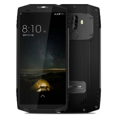 Blackview BV9000 Pro 4G okostelefon (HK) - Szürke