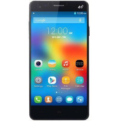 "Elephone P3000s 5.0"" HD IPS Android 4.4 MTK6592 2GB RAM Ujjlenyomat-azonosító NFC 4G Phablet - Fekete"