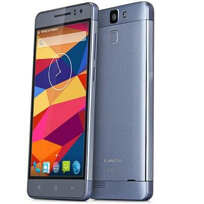 """LANDVO L600S 5.0"""" HD Android 4.4 MTK6732M 64bit 4G Okostelefon - Szürke"""