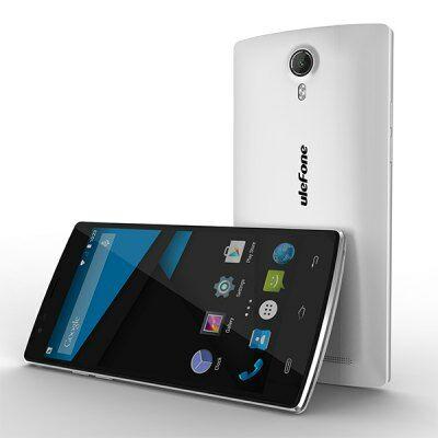 EU3 Raktár - Ulefone Be Pure 3G okostelefon - Fehér