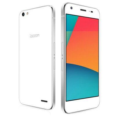 "iocean X9 5.0"" FHD Android 5.0 MTK6752 64bit 3GB RAM OTA 4G Okostelefon - Fehér"