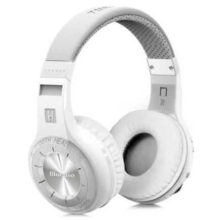 Bluedio HT Vezetéknélküli Bluetooth Fejhallgató - Fehér