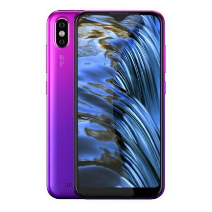 EU ECO Raktár - LEAGOO M12 4G okostelefon - 2GB 16GB - Lila