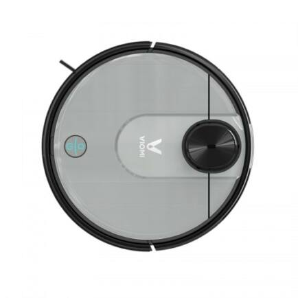 EU ECO Raktár - Xiaomi VIOMI V2Pro vacuum cleaner 2100Pa LDS Vákumos Robotporszívó - Fekete
