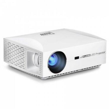 EU ECO Raktár - AUN Full HD LED Projektor F30 1920x1080 Felbontás 5500 Lumen