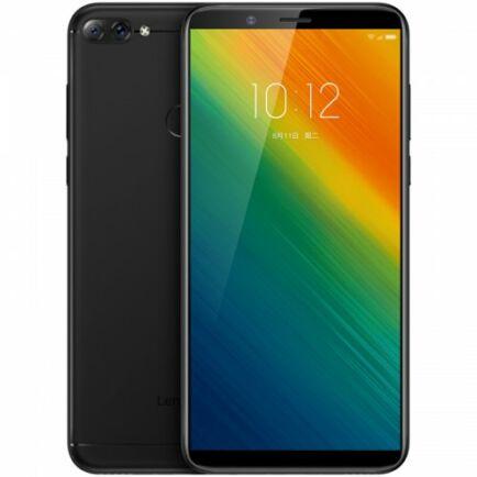 EU ECO Raktár - Lenovo K9 Note 4G Okostelefon 6.0 inch Android 8.1 3GB RAM 32GB ROM - Fekete