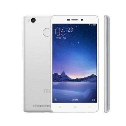 EU ECO Raktár - Xiaomi Redmi 3s Dual SIM 5.0 inches Android 6.0.1 Octa-core 1.4 GHz 4100mAh Okostelefon 2GB RAM 16GB ROM - Ezüst