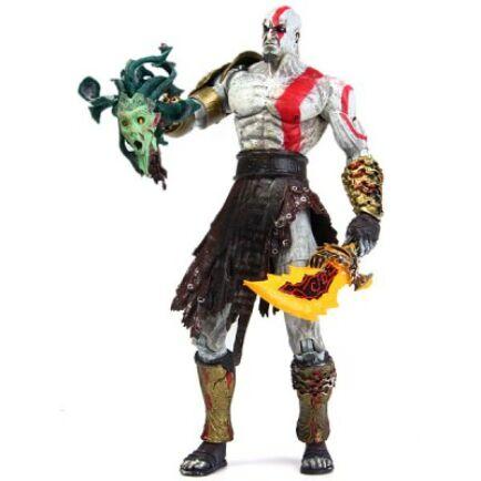 God of War Kratos akció figura - Színes