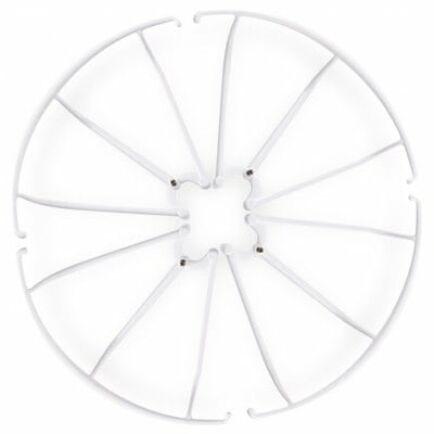 SYMA X5C / X5SC / X5SW védő keret 4db (CN) - Fehér