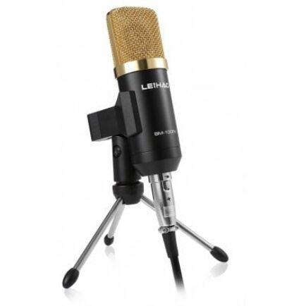 GBTIGER BM - 100FX USB Kondenzátoros mikrofon