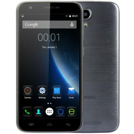 EU4 Raktár - DOOGEE Y100 Plus 4G okostelefon - Ezüst