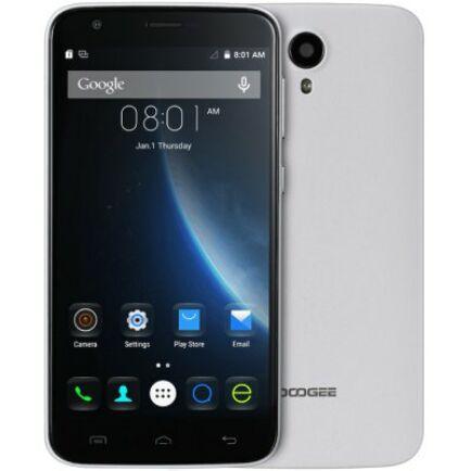 EU4 Raktár - DOOGEE Y100 Plus 4G okostelefon - Fehér