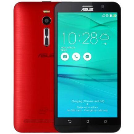 EU ECO Raktár - ASUS ZenFone 2 (ZE551ML) 4G okostelefon (CN) - Piros