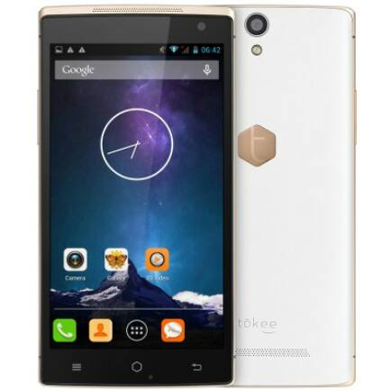 Takee 1 Holographic 3G okostelefon - Fehér
