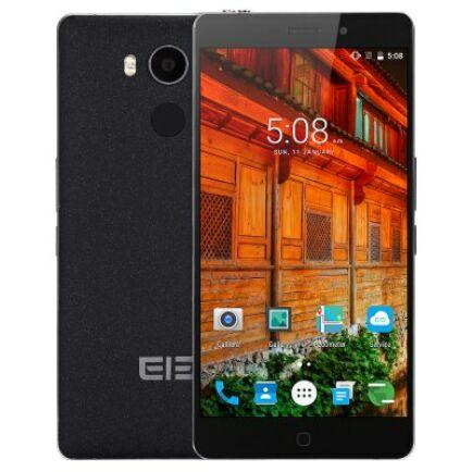 EU4 Raktár - Elephone P9000 4G okostelefon - Fekete